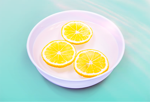 lemons-in-water